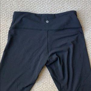 Lululemon Mid Rose Crop Yoga Pants